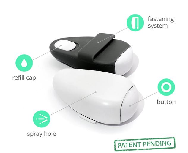 Design of Go.C Sanitizer